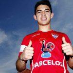 Jonathan Rubio es nominado a mejor futbolista de la segunda división portuguesa