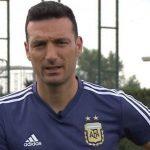 Lionel Scaloni seguirá como seleccionador de Argentina hasta Qatar 2022