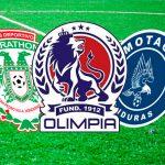 Olimpia, Marathón y Motagua, los únicos ganadores de la primera jornada del torneo Apertura