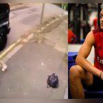 El momento cuando intentan asaltar a Mesut Özil (VÍDEO)