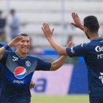 Motagua le gana 2-1 al Platense en su estreno en el torneo Apertura