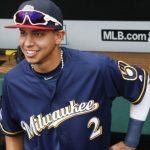 Hondureño Mauricio Dubón traspasado a histórico equipo de la MLB