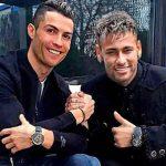 Cristiano Ronaldo da el visto bueno al fichaje de Neymar por la Juventus