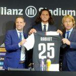 Rabiot: «Juventus está un paso por encima del PSG»