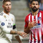 Real Madrid y Atlético disputarán hoy el derbi de la pretemporada en Nueva Jersey