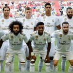 Real Madrid jugará contra la Roma el 11 de agosto