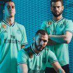 ¡Belleza! Real Madrid presenta su tercera equipación para la temporada 2019-2020