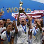 Histórico: Estados Unidos gana el Mundial femenino 2019 y agranda su leyenda