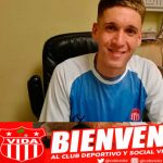Uruguayo Mathías Techera nuevo refuerzo del Vida