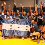 Honduras campeón centroamericano Sub-20 de voleibol femenino