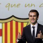 OFICIAL: Griezmann nuevo jugador del Barcelona