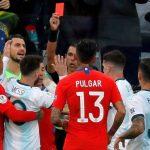 Messi: «La corrupción y los árbitros han arruinado el espectáculo»