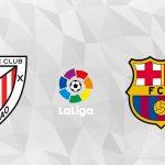 Alineaciones: Bilbao – Barcelona
