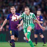 Barcelona y Betis por su primer triunfo