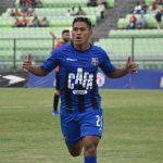 Brayan Moya suma 14 goles con el Zulia de Venezuela
