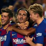 Barcelona le receta una «manita» al Betis en el Camp Nou
