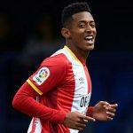 El Cádiz interesado en Anthony Lozano, delantero del Girona
