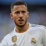 Eden Hazard se lesiona y no podrá debutar en el inicio de la liga española