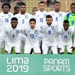 Sub-23 de Honduras en busca de la final de los Panamericanos