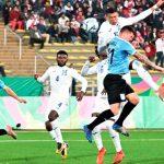 Honduras cae 3-0 ante Uruguay y deja en suspenso su clasificación a semifinales de Juegos Panamericanos