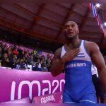 ¡Primera medalla para Honduras! Kevin Mejía gana bronce en los Panamericanos de Lima