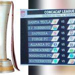 Definidos los octavos de final de la Liga Concacaf