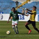 Marathón golea al Real España 3-1 y se afianza en el liderato del Apertura