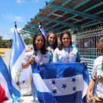 Honduras gana medallas en primer día de los Juegos Codicader 2019