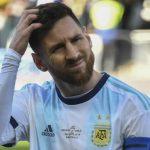 Conmebol suspendió por tres meses a Messi por sus declaraciones en la Copa América