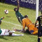 Marathón eliminado de la Liga de Campeones de Concacaf