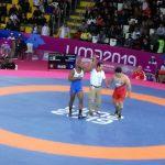 Primera medalla para Honduras en los Panamericanos