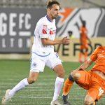 Olimpia golea 4-1 al Forge FC y se clasifica a cuartos de final de la Liga Concacaf