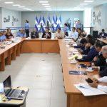 Presidente Hernández, equipos y la Liga Nacional, trabajan para erradicar violencia en los estadios
