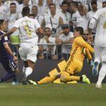 Al Real Madrid le empatan al último minuto en el Bernabéu y vuelven las dudas