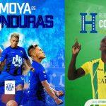 Zulia FC, Tondela y Alajuelense felicitan a sus jugadores hondureños por su convocatoria a la selección