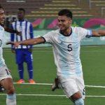 Honduras pierde ante Argentina y se cuelga la medalla de plata en los Panamericanos