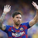 Gol de Messi a Liverpool gana premio al mejor del año de la UEFA