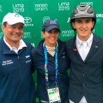 Pedro Espinosa termina en el lugar 15 en ecuestre de los Panamericanos
