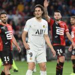 PSG pierde 2-1 en su visita al Rennes en la Liga de Francia