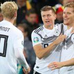 Alemania se encamina a la Eurocopa 2020 tras vencer a Irlanda del Norte