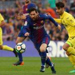 Barcelona enfrenta al Villarreal por la liga española