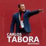 Carlos Ramón Tábora es el nuevo entrenador de Real Sociedad