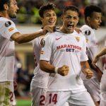 Sevilla gana con golazo de «Chicharito» Hernández en la Europa League (VÍDEO)