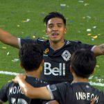 Chirinos anota el gol del triunfo ante el Galaxy de Zlatan Ibrahimovic