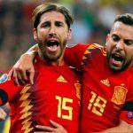 España vence 2-1 a Rumanía y camina firme hacia la Eurocopa 2020