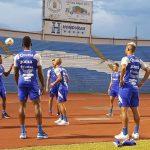 El 11 de Honduras que enfrentará a Chile hoy en el Estadio Olímpico