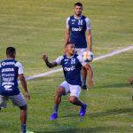 Honduras realiza su primer entrenamiento previo al partido contra Chile