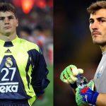 Iker Casillas celebra en redes sociales los 20 años de su debut como futbolista profesional