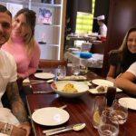 Mauro Icardi, el nuevo amigo de Keylor Navas