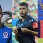 Ever Alvarado, Matías Garrido y Marcelo Pereira en el once ideal de la Liga Concacaf